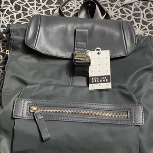 Sol and Selene Visionary Backpack/Laptop Charcoal